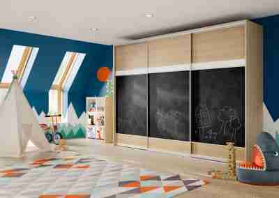 VOLANTE Chalkboard Platinum White Sand Lyon Ash