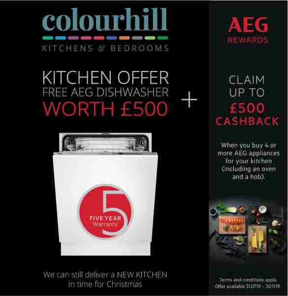 New Kitchen offer