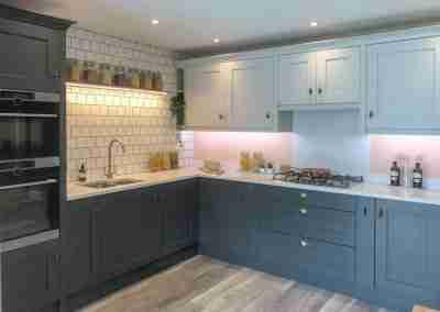 Shaker kitchen style in West Bridgford