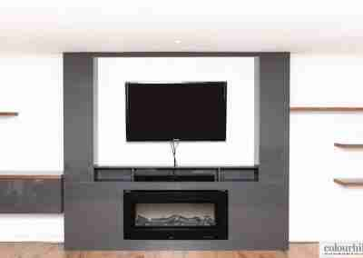 TV & storage cabinet